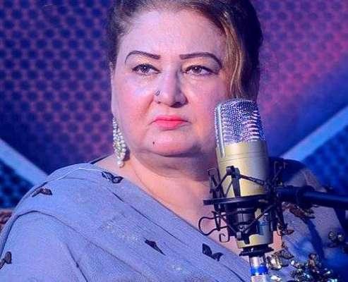 ماہ جبین قزلباش طویل علالت کے بعد انتقال کر گئیں