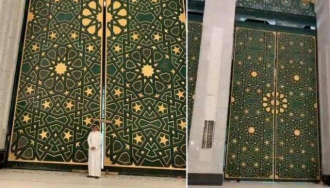 مسجد الحرام کےدروازے بند کر دیئے گئے