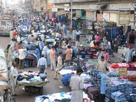سندھ حکومت نے بازار رات 8 بجے تک کھلے رکھنے کی اجازت دے دی