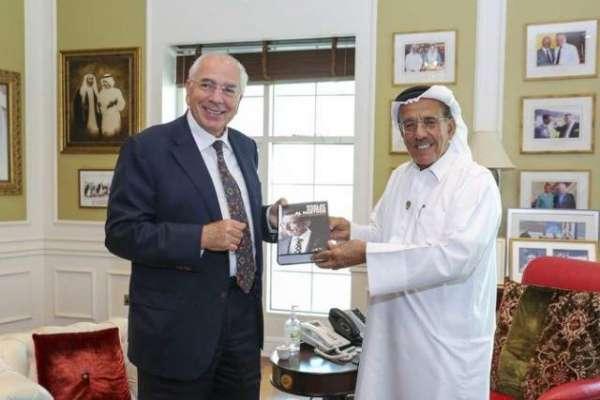 اسرائیل کی حمایت اور فلسطینیوں پر تنقید کرنے والے اماراتی سرمایہ کارشیخ ..