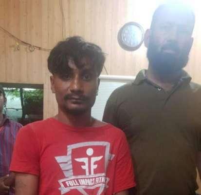 8 سالہ بچی سے زیادتی کرنے والا سفاک درندہ گرفتارلاہور پولیس نے 8 سالہ ..