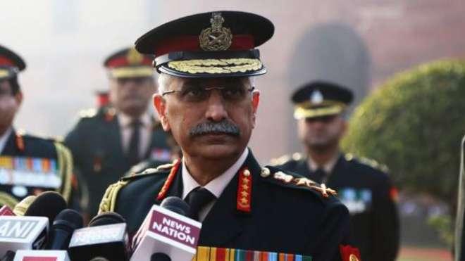 پہلی مرتبہ بھارت کے آرمی چیف کے دورہ سعودی عرب اور متحدہ عرب امارات ..