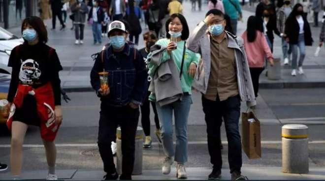 چین، وباء کے آغاز سے پہلی مرتبہ یومیہ نئے متاثرین کی تعداد صفرہوگئی