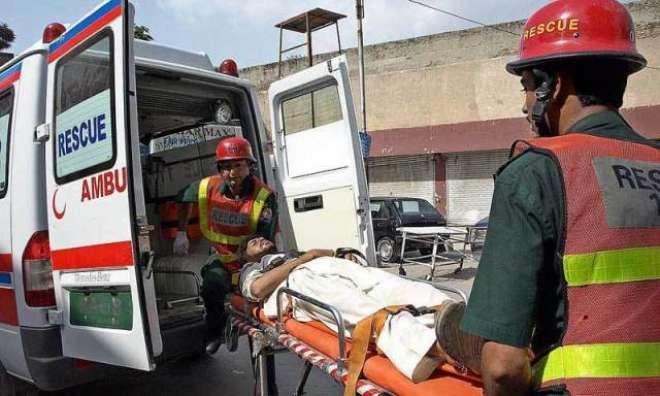 نوشہرہ میں گیس سلنڈر کا دھماکہ'5 افراد زخمی ہوگئے