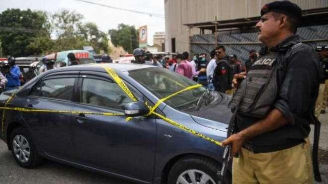 سی ٹی ڈی نے پاکستان اسٹاک ایکسچینج پر حملہ کرنے والے دہشت گردوں کے آنے ..