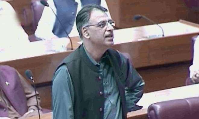 اپوزیشن سے کہوں گا زیادہ خوش نہ ہوں عمران خان ابھی اسمبلی نہیں توڑنے ..