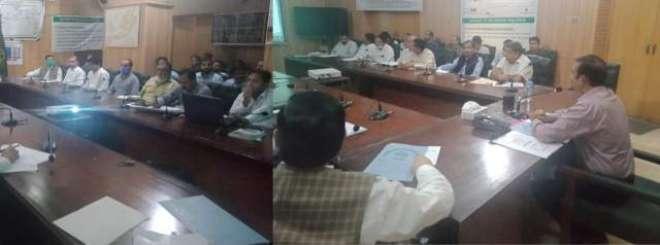 میونسپل کارپوریشن جہلم کا عملہ عوام کے مسائل ترجیحی بنیادوں پر حل کریں،ایڈمنٹسریٹر ..