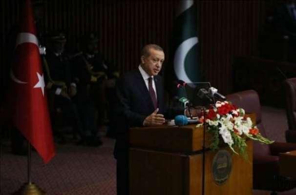 پاکستان اور ترکی کے درمیان سیاسی، دفاعی، تجارتی اور سرمایہ کاری روابط ..