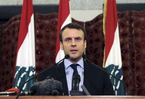 فرانس میں ایک استاد کا قتل دہشت گردانہ حملہ تھا، صدرماکروں