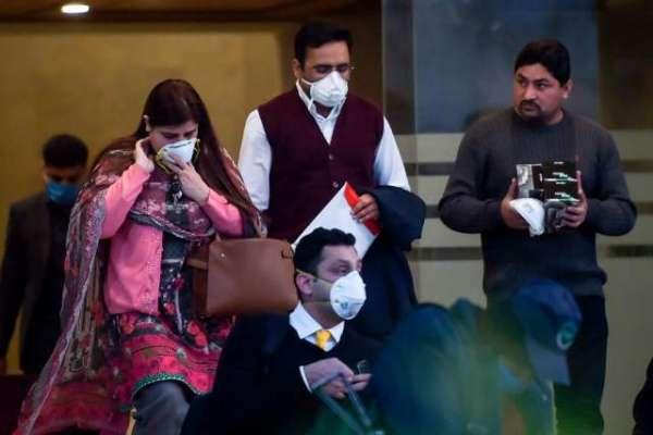 پاکستان میں کرونا وائرس سے مزید58افراد کاانتقال ،ایک ہزار800نئے کیسزرپورٹ