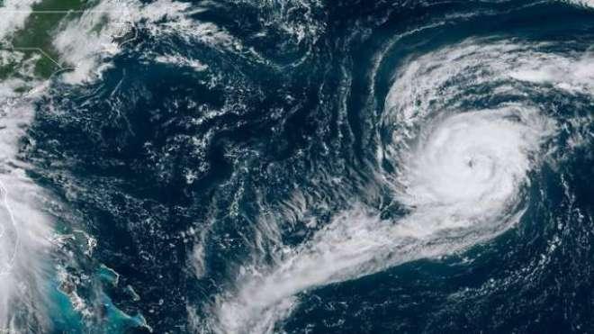 امریکا، سمندری طوفان سیلی جنوبی ریاستوں کے ساحلوں کی طرف بڑھنے لگا
