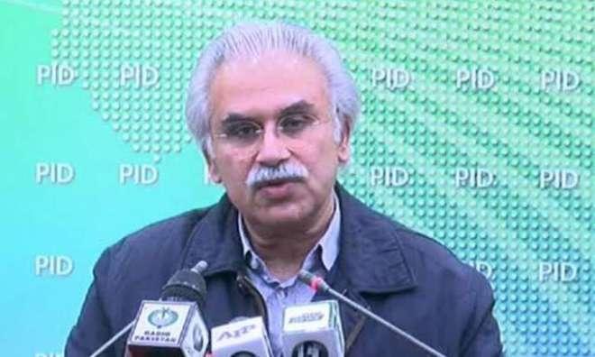 پاکستان میں کورونا وائرس کا کوئی کیس رپورٹ نہیں ہوا،