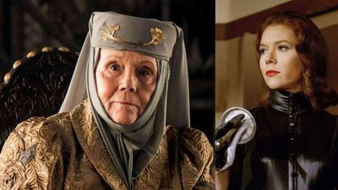 برطانوی اداکارہ ڈیانا الزبتھ انتقال کر گئی