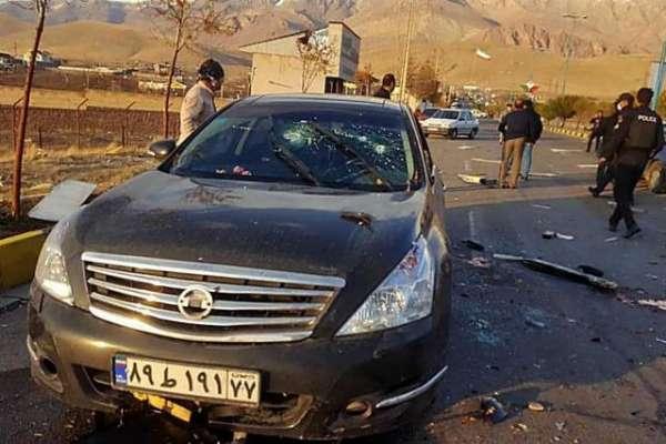 محسن فخری زادہ کا قتل اسرائیلی خفیہ ایجنسیوں نے کروایا