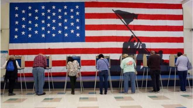 امریکہ میں انتخابات سے قبل ووٹنگ میں تیزی