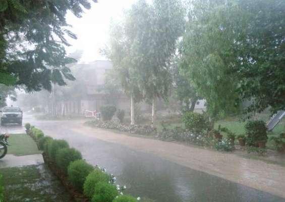 واسا نے آمدہ مون سون سیزن کے دوران معمول سے زیادہ بارشیں ہونے کی پیشگوئی ..
