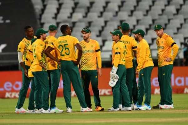 کرونا پاکستان کے بعد جنوبی افریقہ کا دشمن، مثبت کیس کے بعد انگلینڈ ..