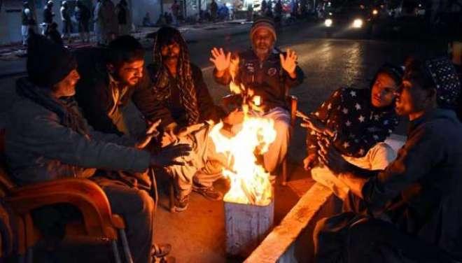 کراچی میں شدید ترین سردی کا 70 سالہ ریکارڈ ٹوٹ جانے کا امکان