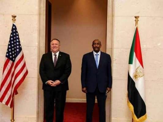 اسرائیل کے ساتھ تعلقات کے لیے سوڈان نے پیکیج ڈیمانڈ کردیا