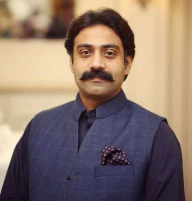 صوبائی وزیر کھیل رائے تیمور خان بھٹی کا سابق ہاکی اولمپیئن اسد ملک ..