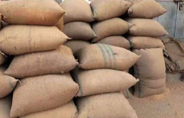 سرگودہا ،رواں سال80 ہزار میٹرک ٹن گندم کی خریداری کا ہدف مقر ر