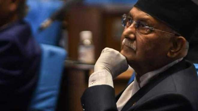 بھارت مجھے اقتدار سے ہٹانے کا منصوبہ بنا رہا ہے. نیپالی وزیراعظم