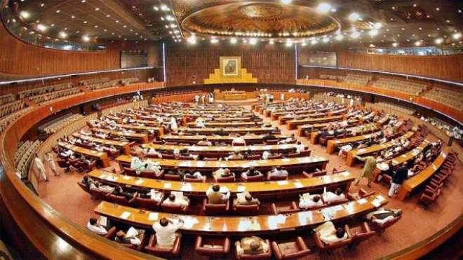 قومی اسمبلی  قائمہ کمیٹی  داخلہ کا اجلاس،افواج پاکستان کا تمسخر اڑانے ..
