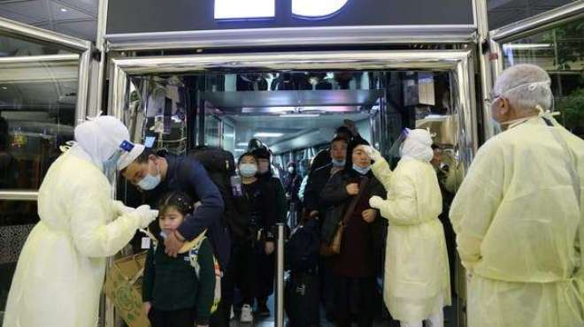 سعودی عرب میں کورونا وائرس نے خطرے کی گھنٹی بجا دی