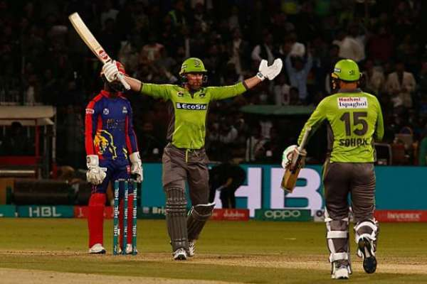 غیر ملکی کھلاڑی پی ایس ایل 5 کے بقیہ میچز کیلئے پاکستان آنے کو تیار ہیں: ..