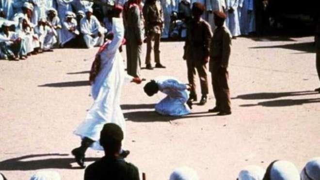 سعودیہ میں ہم وطن کو قتل کرنے والے کا سر قلم کر دیا گیا