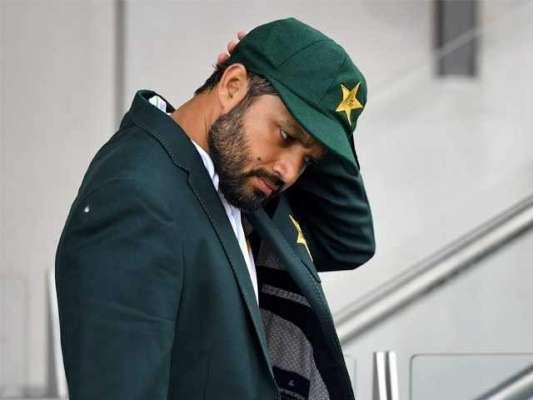 قومی ٹیم کے کپتان اظہر علی کی کپتانی سے چھٹی یقینی