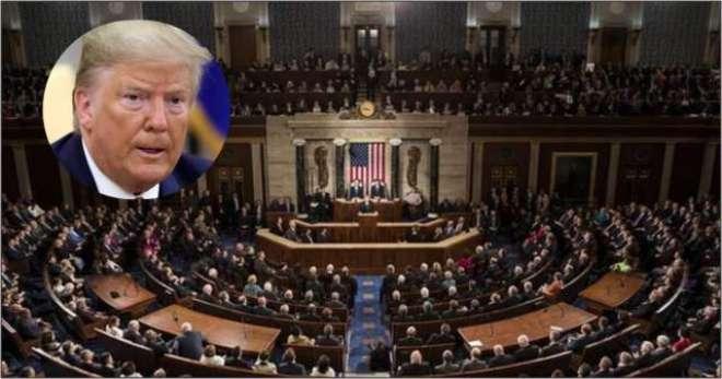 امریکی سینیٹ نے صدر ٹرمپ کے اختیارات محدود کر دیے