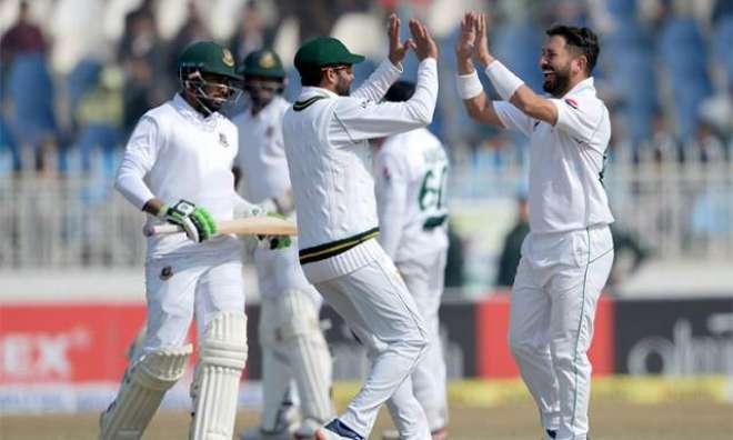پاکستان اور انگلینڈ کے درمیان پانچ سے نو اگست تک پہلا ٹیسٹ میچ بمقام ..