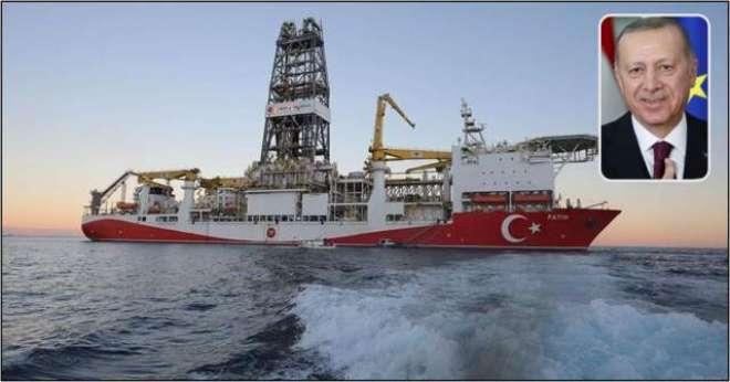 یورپ کی شدید مخالفت کے باوجود ترکی نے بحیرہ اسود میں گیس کے مزید وسیع ..
