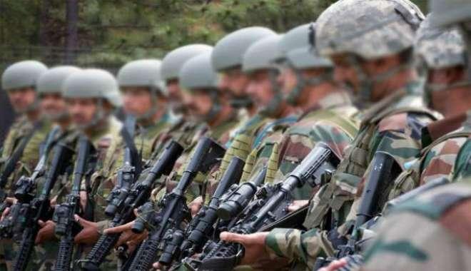 بھارتی فوج پرنوجوانوں کا عدم اعتماد، فوج میں افسران کی کمی ہوگئی
