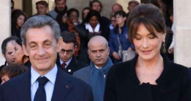 سابق فرانسیسی صدر نکولس سرکوزی پرجرائم پیشہ مافیاتشکیل دینے کا الزام