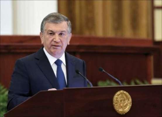 ازبکستان کے صدر شوکت مرزا یوف کا پی آئی اے کے طیارہ حادثے پر افسوس ..