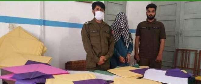 ڈسٹرکٹ پولیس آفیسر جہلم کی ہدایات پر سوہاوہ پولیس کی کاروائی، پتنگ ..