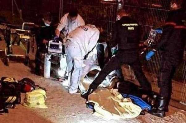 پیرس میں دو مسلمان خواتین پر تیز دھار آلے سے حملہ