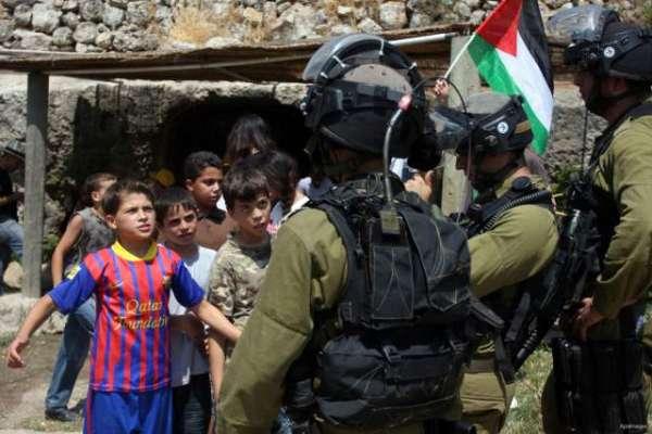 اسرائیل کا 65000فلسطینیوں کو بے گھر کرنے کا نیا منصوبہ تیار