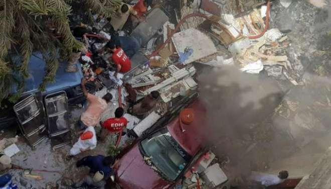 طیارے کے حادثے میں جاں بحق اور زخمیوں کی مکمل فہرست جاری