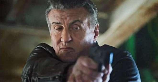 سلوسٹر سٹالون فلم''لٹل امریکا'' میں ریٹائرڈ آرمی آفیسر کا کردار ..