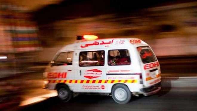 کراچی میں گیس پائپ لائن پھٹنے سے1ہلاک4زخمی