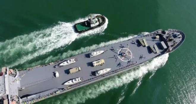 ایران نے بحری جہاز کے بدلے جنوبی کوریا سے منجمد رقوم واگزار کرنے کا ..