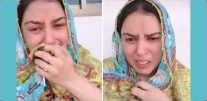 ٹک ٹاک پر شوہر کے انتقال کی جھوٹی ویڈیو بنانے والی خاتون کے خلاف سائبر ..