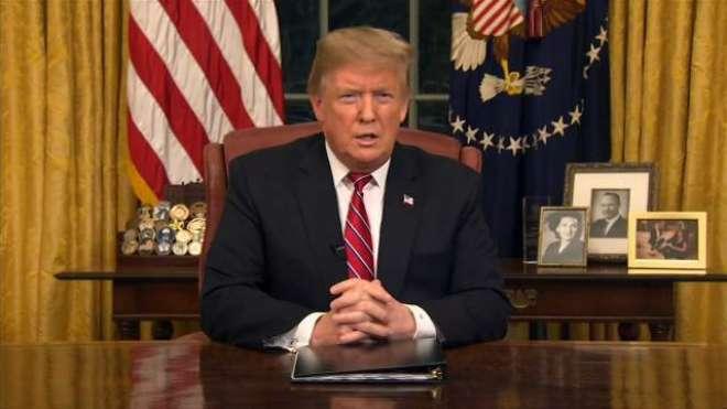 مسئلہ فلسطین کے حل کیلئے امریکی صدر نے صدی کی سب سے بڑی ڈیل کا اعلان ..