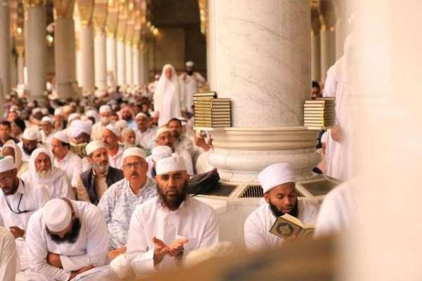 سعودی مساجد میں نماز عید کی تکبیریں بلند نہیں کی جائیں گی