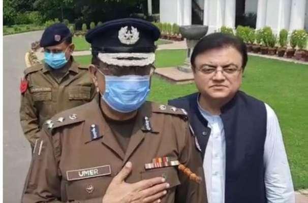 کیپیٹل سٹی پولیس آفیسر لاہور محمد عمر شیخ نے گجر پورہ زیادتی کیس کے ..