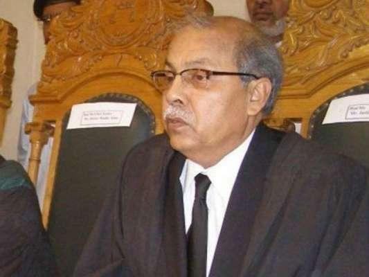 چیف جسٹس آف پاکستان جسٹس گلزار احمد 22 ستمبر سے کراچی رجسٹری میں اہم ..