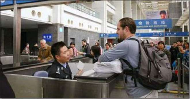 چین نے غیرملکیوں کی ملک میں آمد پر پابندی لگانے کا اعلان کردیا